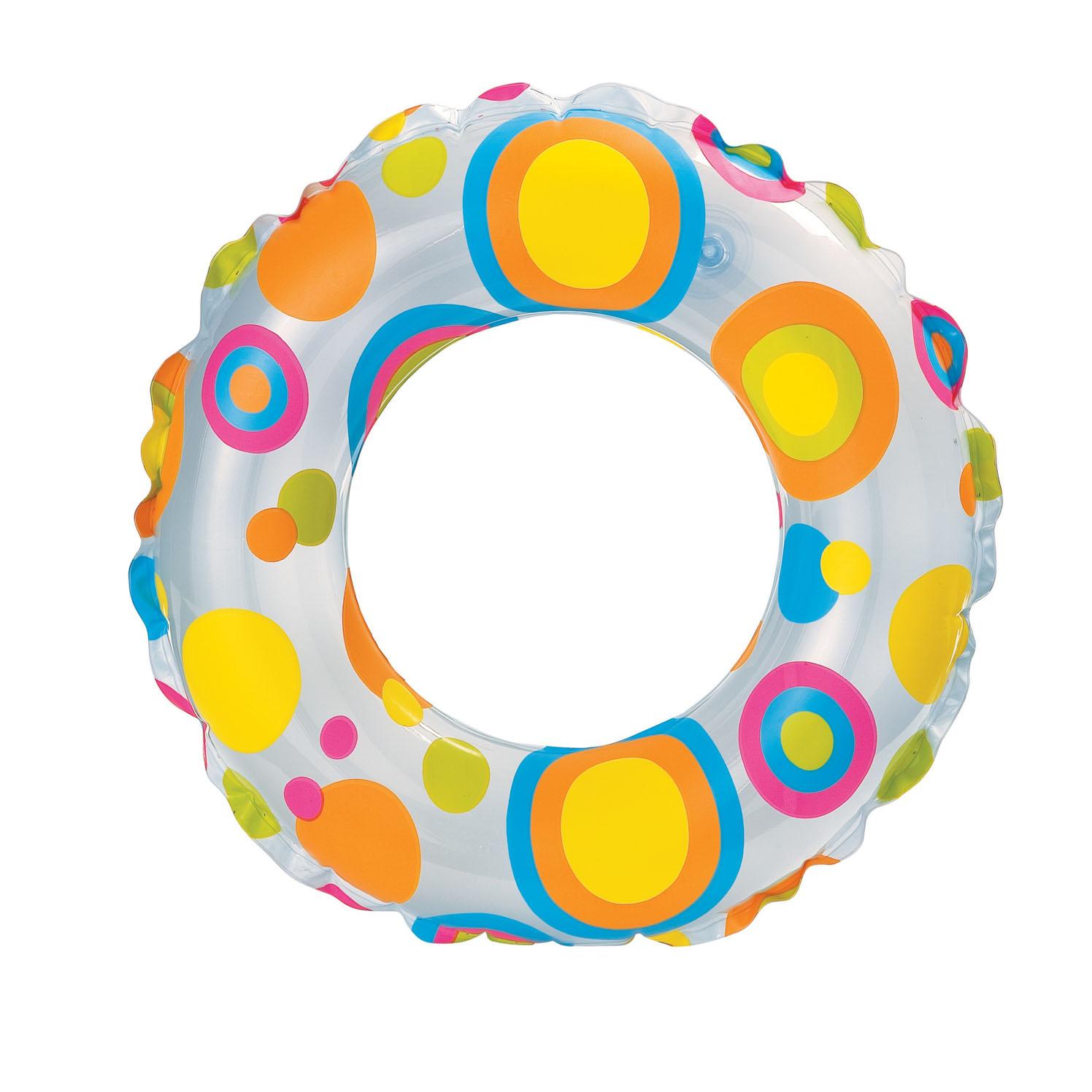 фото надувной круг